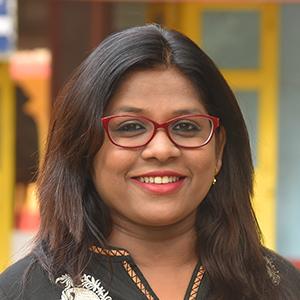 Vaishali Bhakte