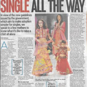Single all the way - Hindustan Times